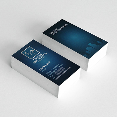 Extra mash business cards