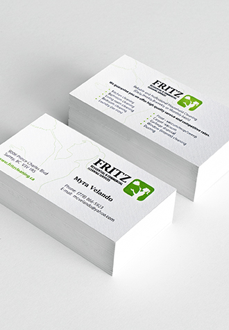 Village Business Cards
